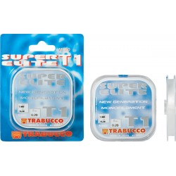 Monofilo Trabucco Super Elite T1 Tournament 50mt